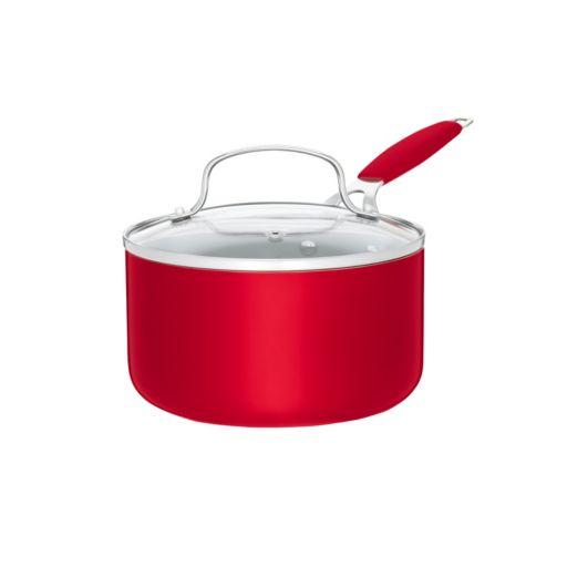 Food Network™ 10-pc. Ceramic Cookware Set