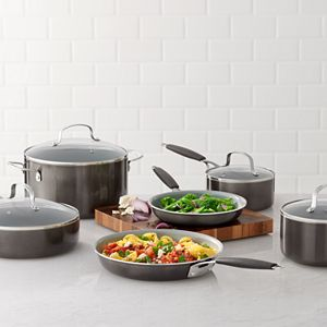 Food Network? 10-pc. Ceramic Cookware Set