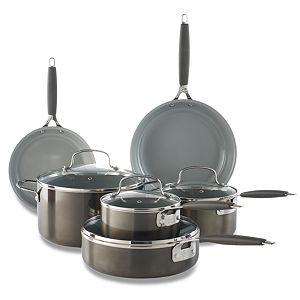 Food Network? 10-pc. Ceramic Cookware Set