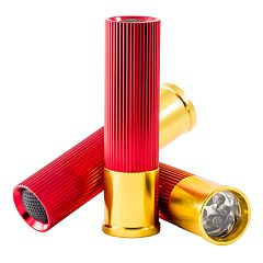 J.B. Nifty Shotgun Shell Flashlights
