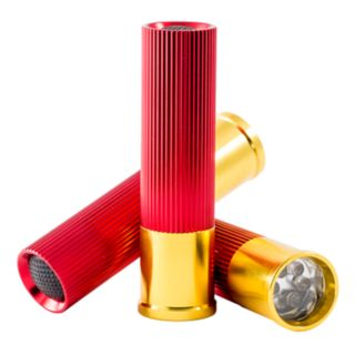 J.B. Nifty Shotgun Shell Flashlights
