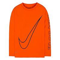 Boys 4-7 Nike Swoosh