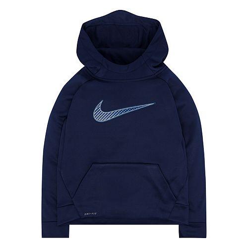 Boys 4-7 Nike Therma Pullover Hoodie