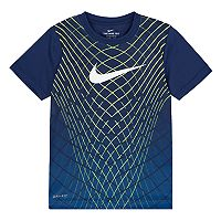 Boys 4-7 Nike Fly Knit Abstract Dri-FIT Tee