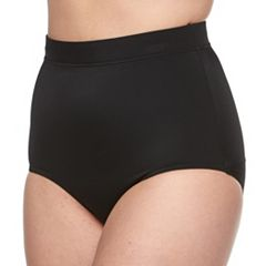 Women's A Shore Fit High-Waisted Brief Bottoms