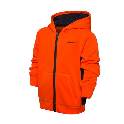 Boys 4-7 Nike Colorblock Zip Jacket