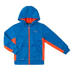 Boys 4-7 Nike Colorblock Zip Jacket