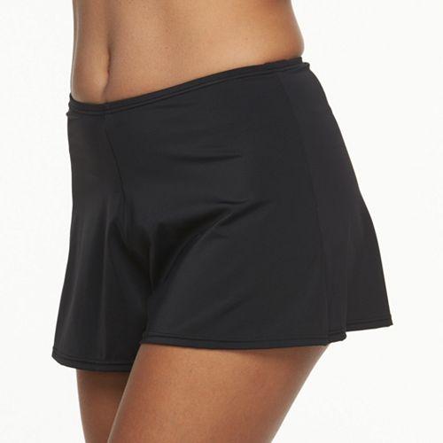 Women's A Shore Fit Hip Minimizer Swim Shorts