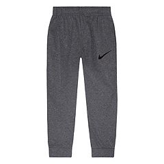 Boys 4-7 Nike Logo Therma-FIT Fleece Pants