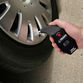 Grease Monkey Talking Tire Gauge