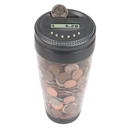 Grease Monkey Auto Coin Jar