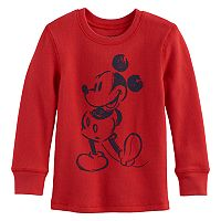 Disney's Mickey Mouse Toddler Boy Thermal Tee by Jumping Beans®