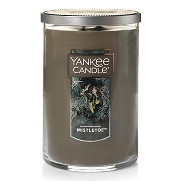 Yankee Candle Mistletoe Tall 22-oz. Candle Jar