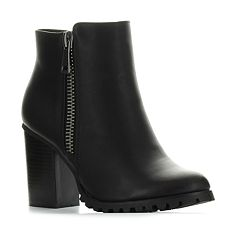 Seven7 Hannah Women's High Heel Ankle Boots