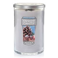 Yankee Candle Balsam & Clove Tall 22-oz. Candle Jar