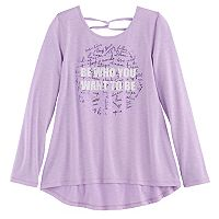 Girls 7-16 & Plus Size SO® Legging Tee