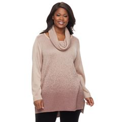 Women's Plus Apt. 9® Ombre Tunic