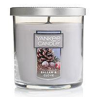 Yankee Candle Balsam & Clove 7-oz. Candle Jar