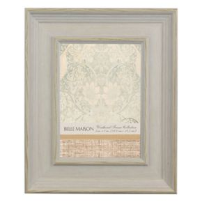 """Belle Maison Weathered Tan 5"""" x 7"""" Frame"""