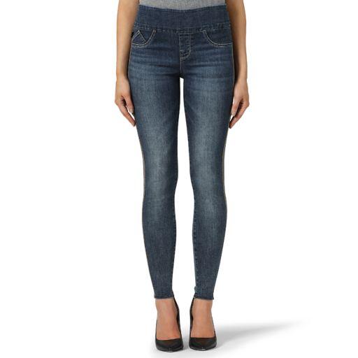 Women's Rock & Republic® Fever Denim Rx™ Pull-On Jean Leggings