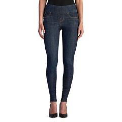 Women's Rock & Republic® Fever Denim Rx™ Midrise Pull-On Jean Leggings