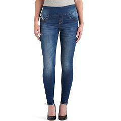Women's Rock & Republic® Fever Denim Rx™ Pull-On Jean Leggings