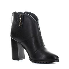 Seven7 Seville Women's High Heel Ankle Boots