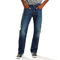 Men's Levi's® 569™ Stretch Loose-Fit Straight-Leg Jeans