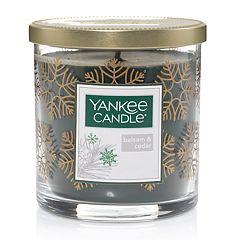 Yankee Candle Balsam & Cedar Snowflake 7-oz. Candle Jar
