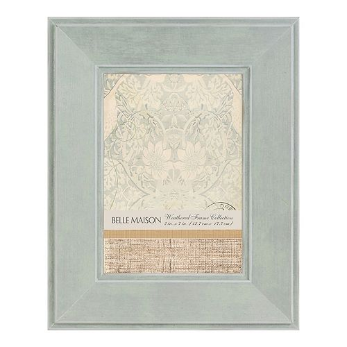 """Belle Maison Weathered 5"""" x 7"""" Frame"""