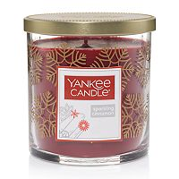 Yankee Candle Sparkling Cinnamon Snowflake 7-oz. Candle Jar