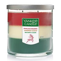 Yankee Candle Christmas Holiday 12.5-oz. Tri-Pour Candle Jar