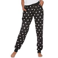Juniors' Sleep Riot Pajamas: Dreamy Fleece Jogger Pants
