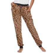 Juniors' Sleep Riot Pajamas: Dreamy Fleece Jogger Pants