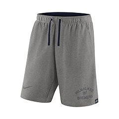 Men's Nike Milwaukee Brewers Flux Shorts
