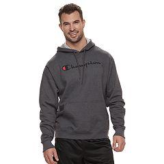 Men's Champion Logo Pullover Hoodie