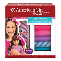 American Girl Tulle Headband Kit by Fashion Angels