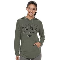 Juniors' Her Universe Star Wars Master Yoga Sweatshirt