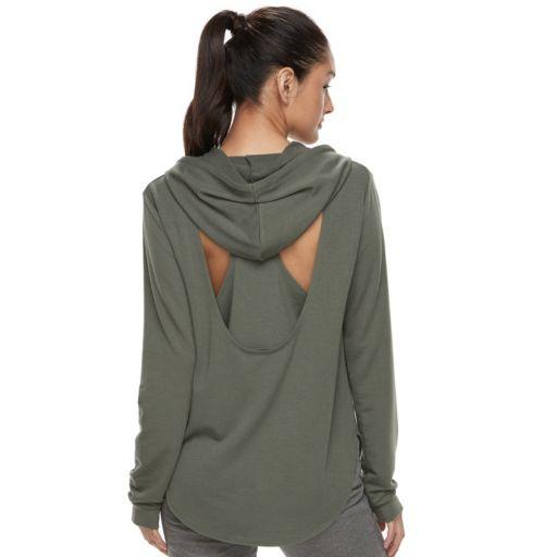 Juniors' Her Universe Star Wars Master Yoga Sweatshirt