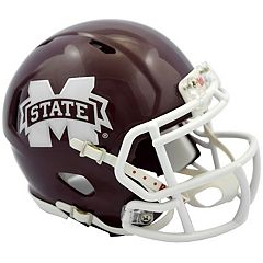 Riddell NCAA Mississippi State Bulldogs Speed Mini Replica Helmet