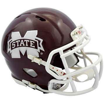 Riddell NCAA Mississippi State Bulldogs Speed Mini Replica Helmet