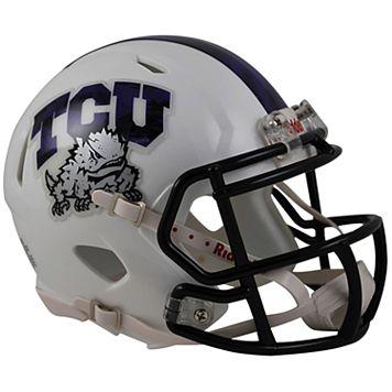 Riddell NCAA TCU Horned Frogs Speed Mini Replica Helmet