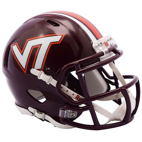 Riddell NCAA Virginia Tech Hokies Speed Mini Replica Helmet