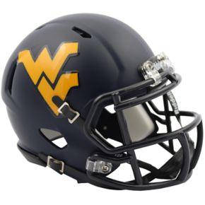 Riddell NCAA West Virginia Mountaineers Speed Mini Replica Helmet