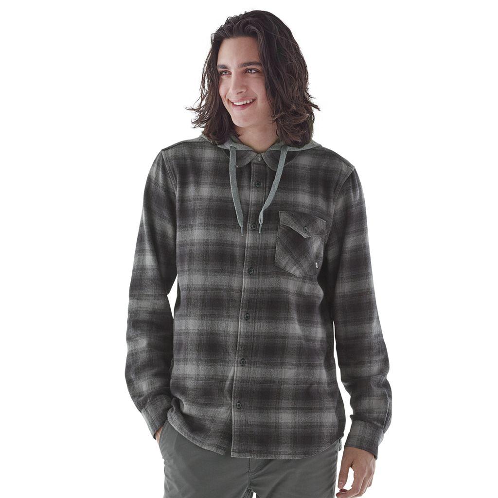 Men's Vans Shaded-K Hooded Jacket