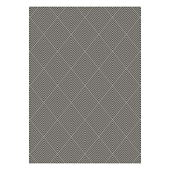 Natco Santorini Diamond Lattice Indoor Outdoor Rug