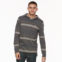 Men's Vans Textured-Stripe Hooded Tee