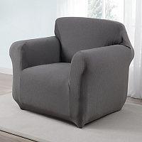 Kathy Ireland Santa Barbara Stretch Arm Chair Slipcover