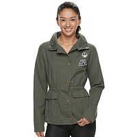 Juniors' Her Universe Star Wars Anorak Military Jacket