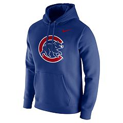 Men's Nike Chicago Cubs Wordmark Hoodie